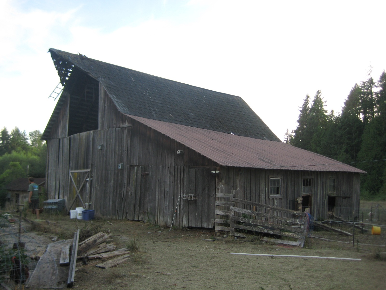 Heritage Barn Application