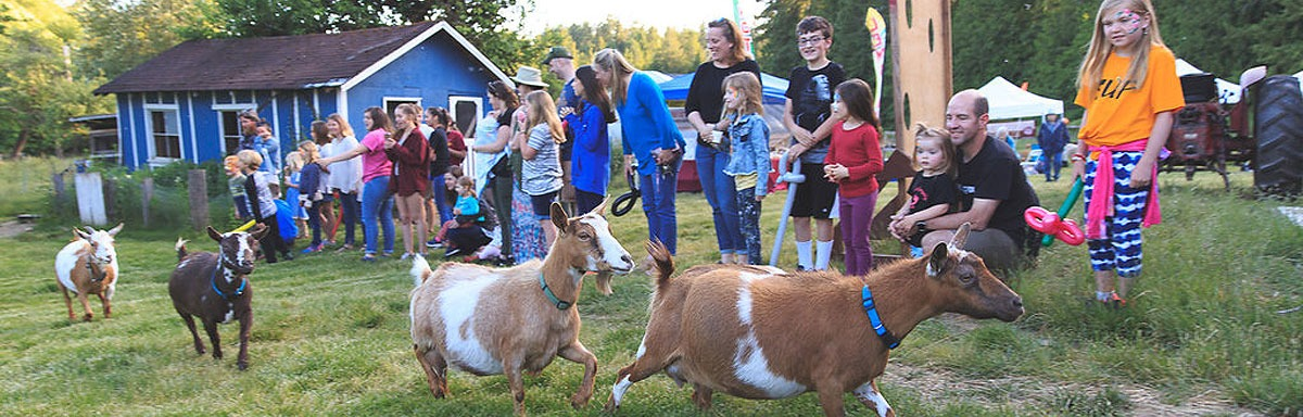 The Smithshyre is fun for the whole family.  Check out our upcoming events!
